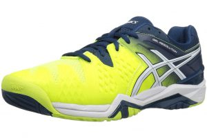 Asics Men's Gel Resolution 6 Tennis shoe Review