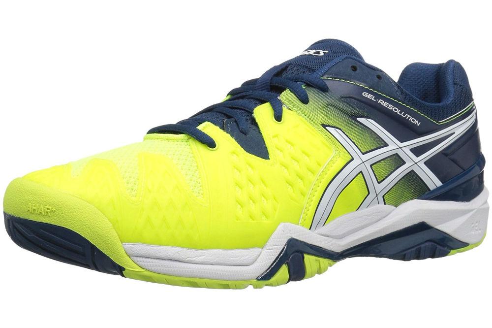 Asics Men's Gel Resolution 6 Tennis shoe Review - All ...