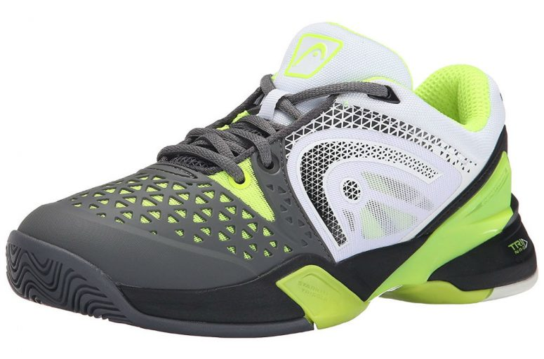 Head Men's revolt Pro Court Shoe Review