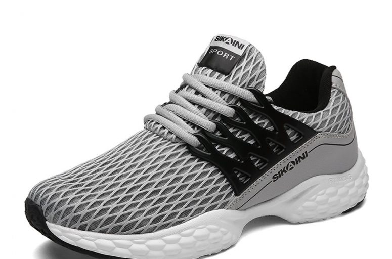 Earsoon Men's Tennis Shoes