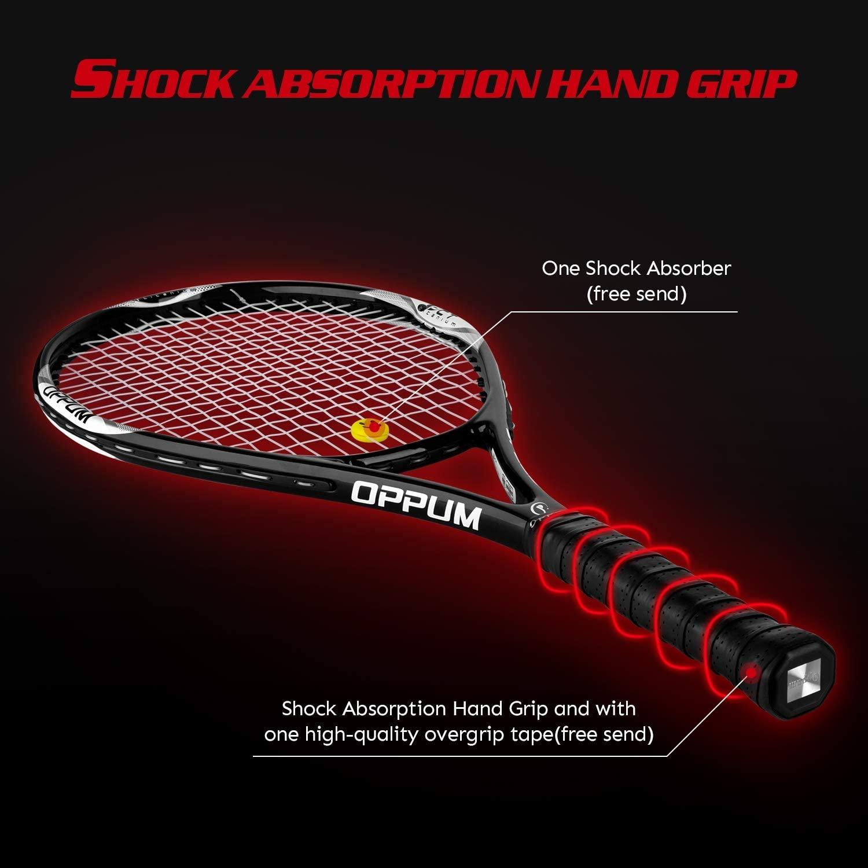 OPPUM Shock Absorbing Feature