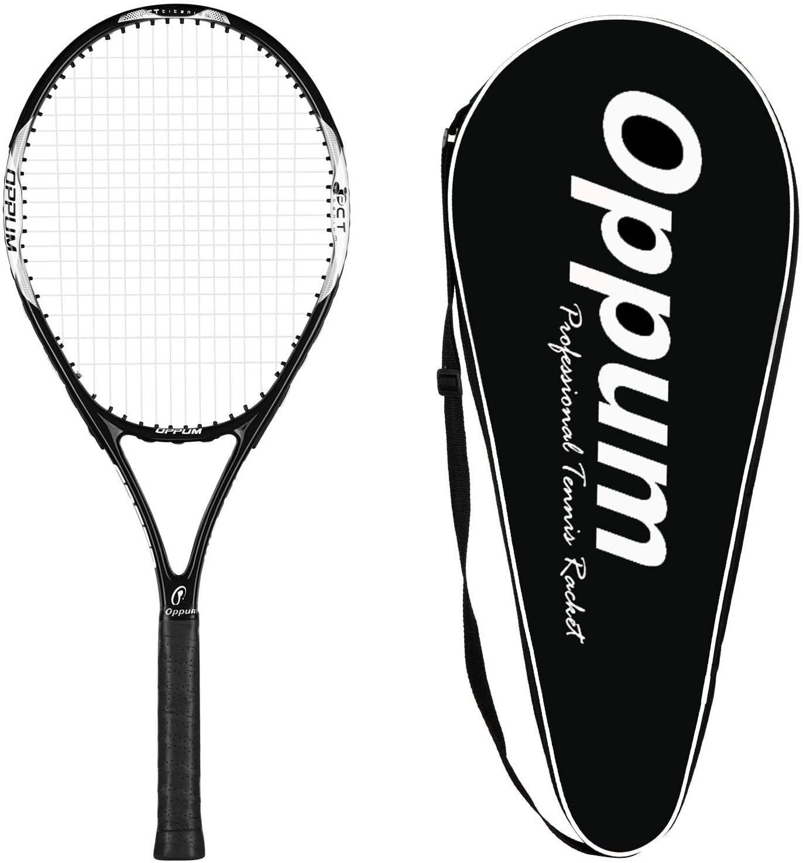 OPPUM Tennis Racket for Beginners