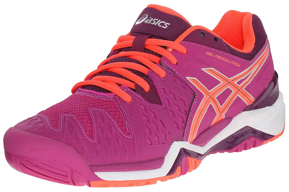 Asics Women's Gel-resolution 6 tennis shoe Review