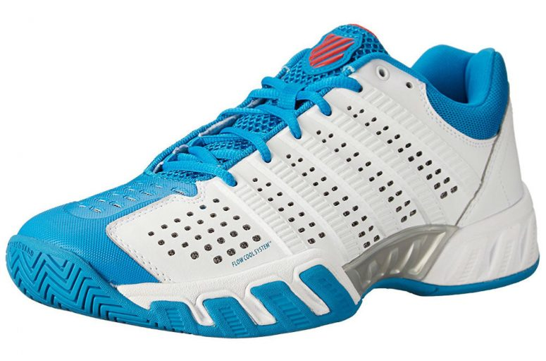 K-Swiss Men's bigshot lite 2.5 Lightweight Performance tennis shoe Review
