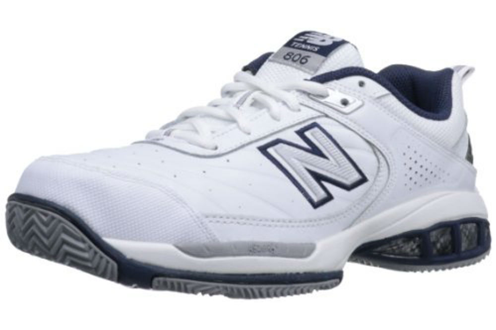 New Balance Men's MC806 Stability Tennis Shoe Review
