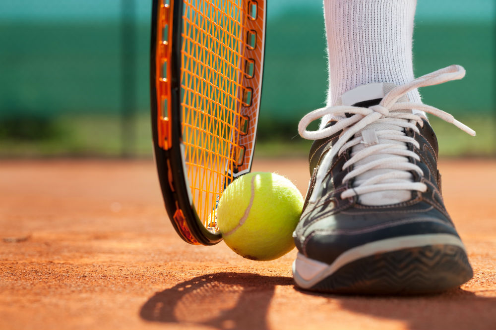 Tennis Shoes for Clay Courts vs. Hard Courts