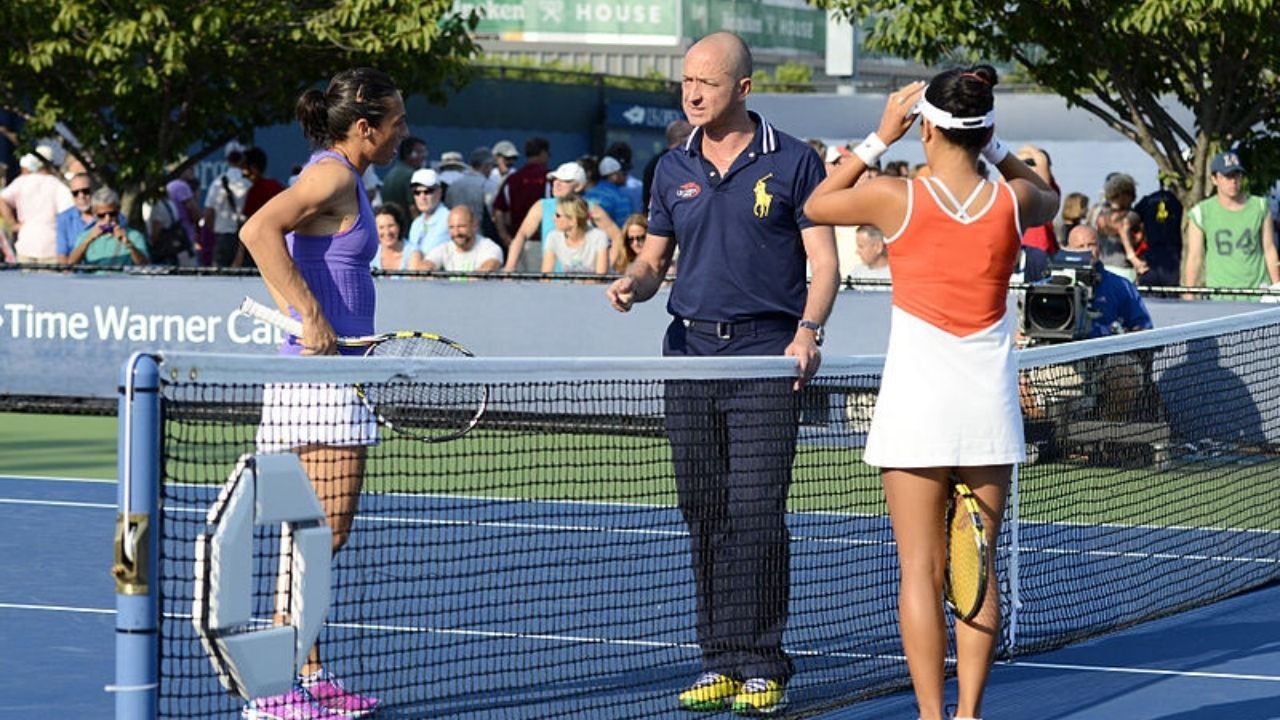 How Much Do Tennis Umpires Get Paid